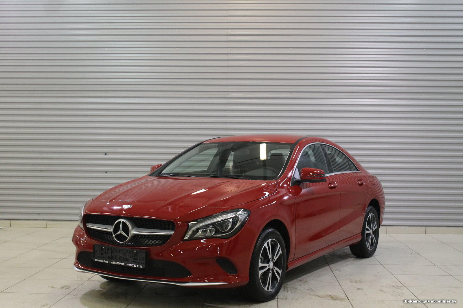 Mercedes CLA200 Urban