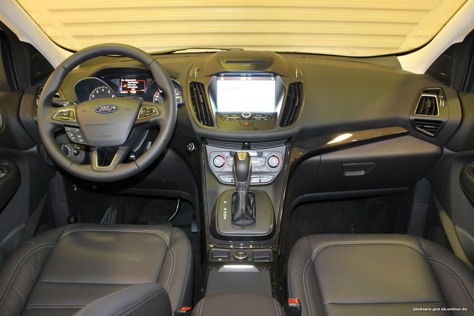 Ford Kuga TITANIUM PLUS 1.5 4WD
