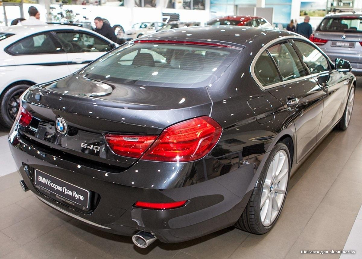 BMW 640 i Gran Coupe