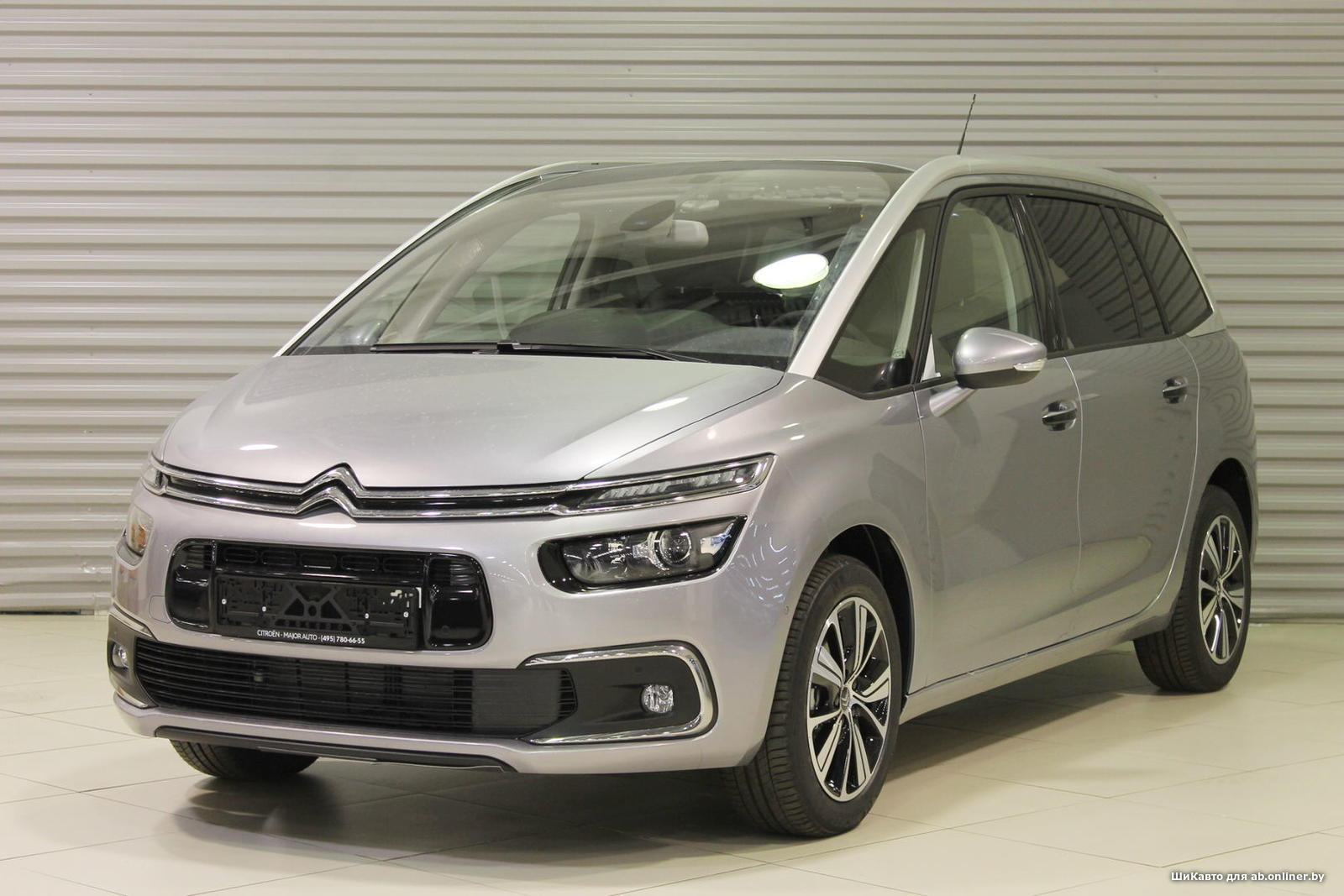 Citroen C4 Grand Picasso 1.6 BlueHDI AT Shine