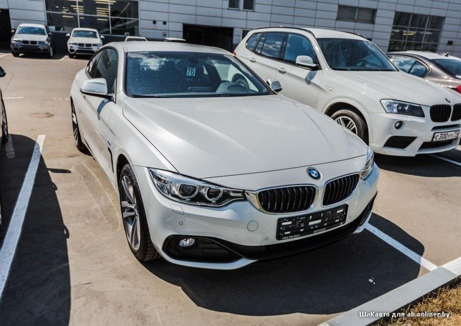 BMW 420 d xDrive Coupe