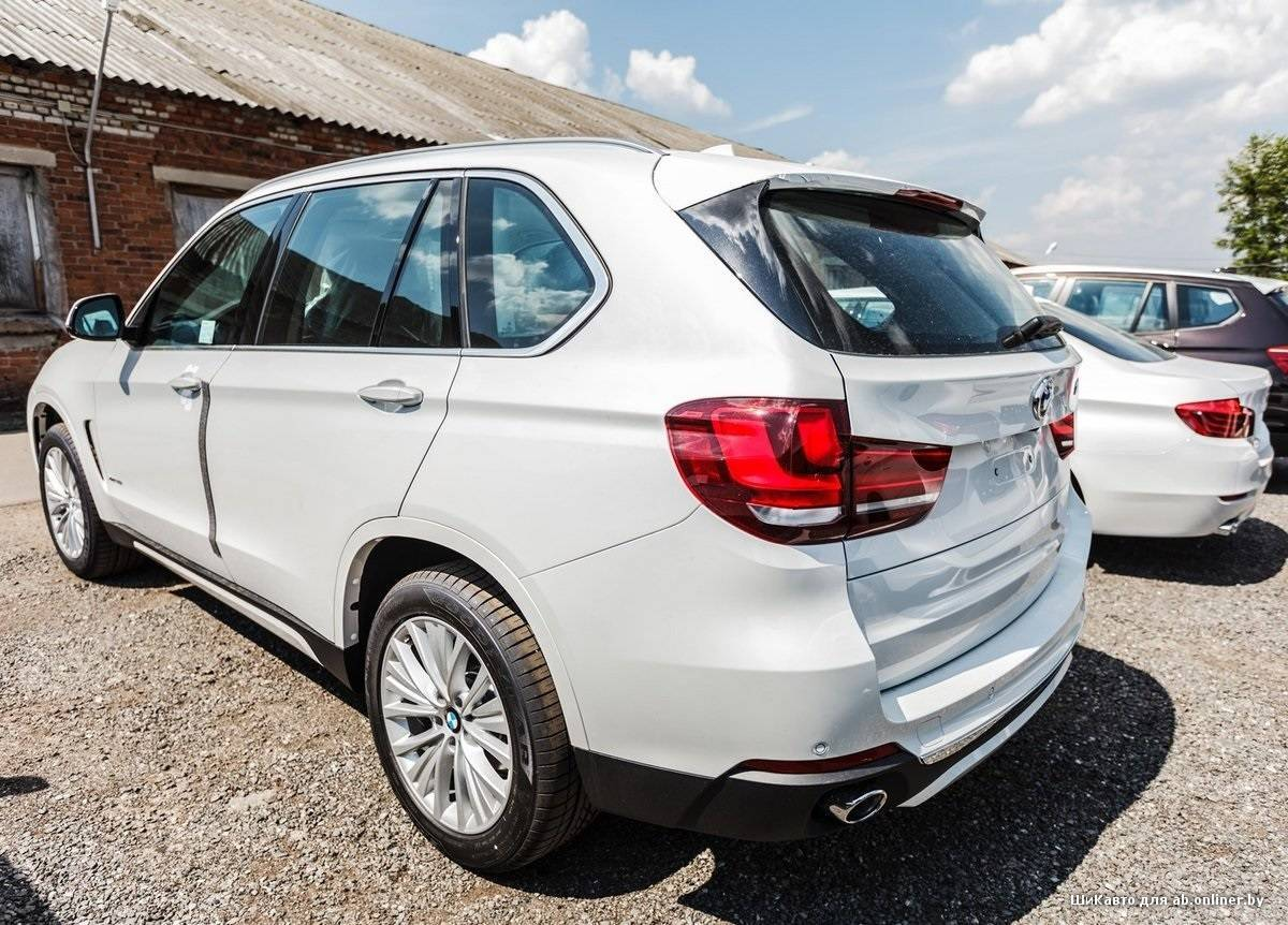 BMW X5 хDrive35i