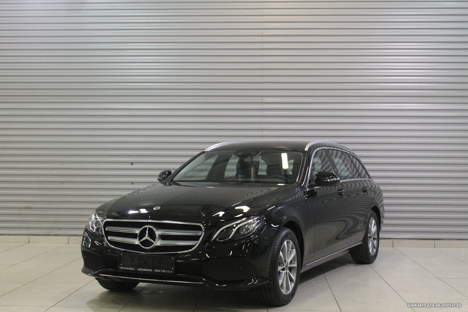 Mercedes-Benz E200 Business