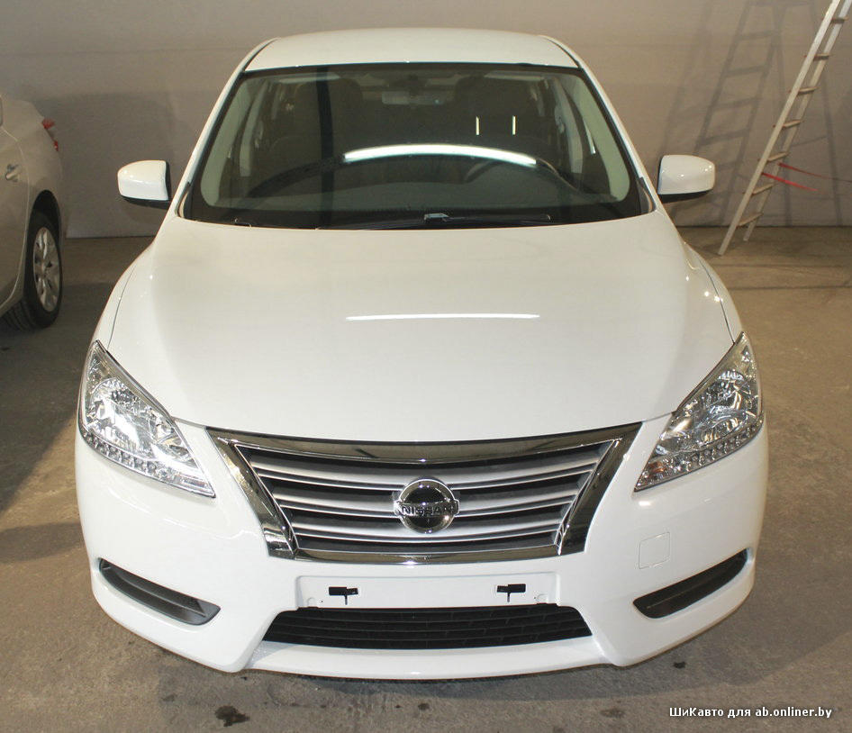 Nissan Sentra Welcome