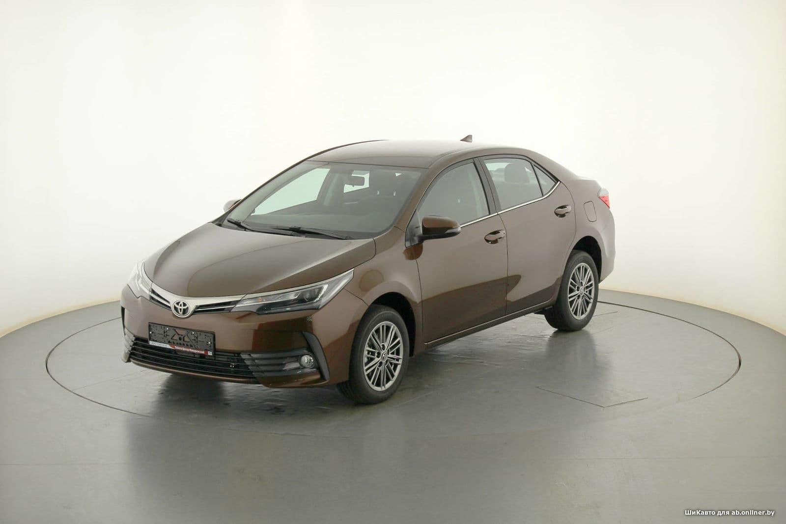 Toyota Corolla Престиж 1.6 CVT