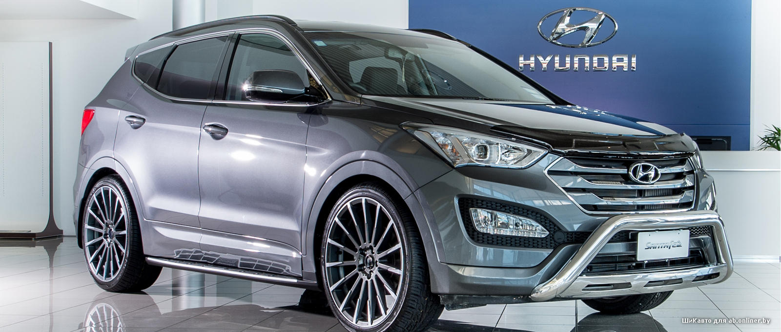 Hyundai Santa Fe 2.2CRDI 6AT AWD