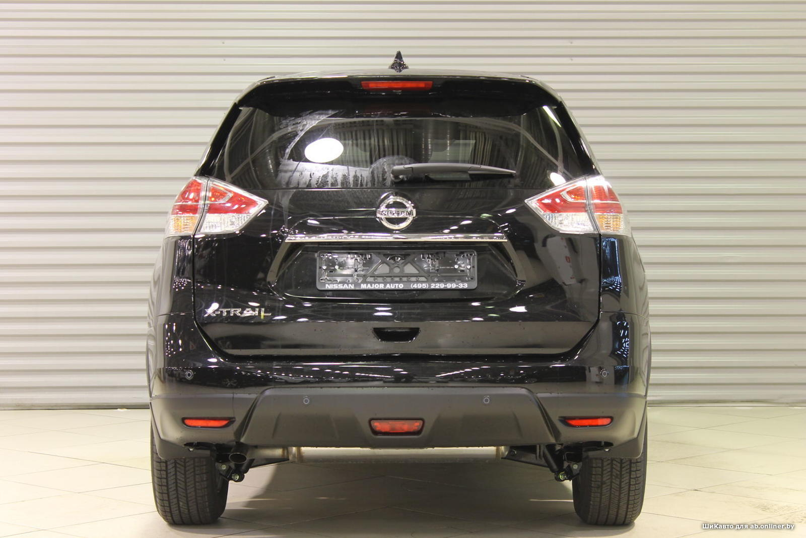 Nissan X-Trail 2.5 LE 4WD