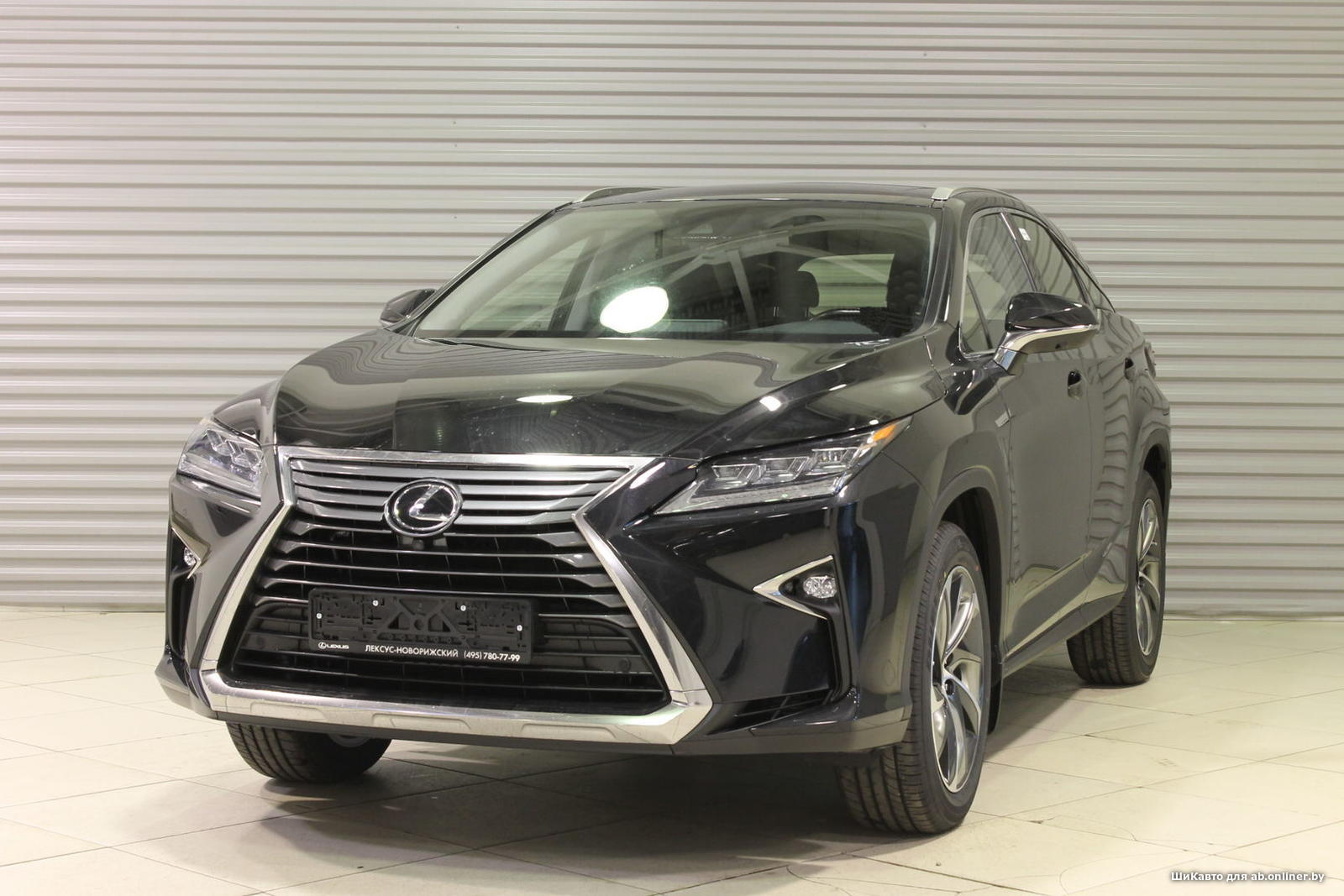 Lexus RX 200t Luxury AWD