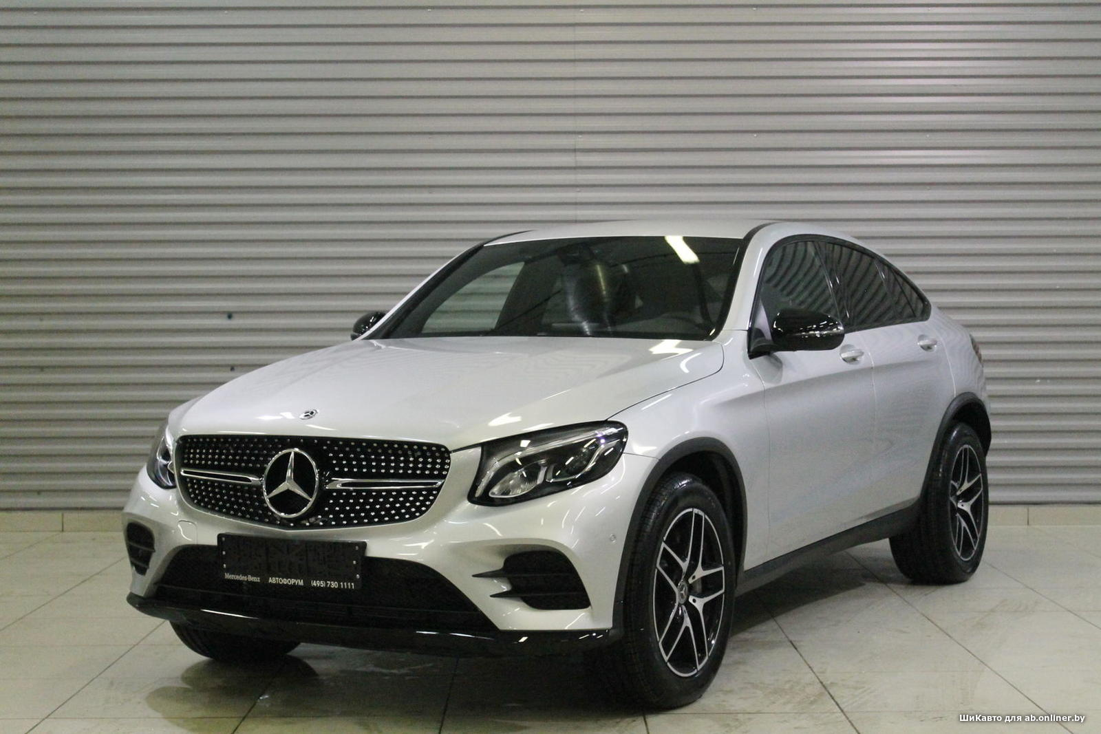 Mercedes GLC250 d Coupe 4MATIC