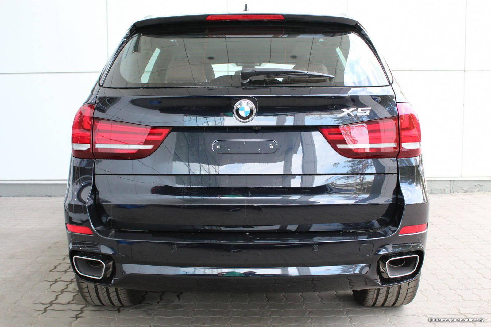 BMW X5 хDrive40d
