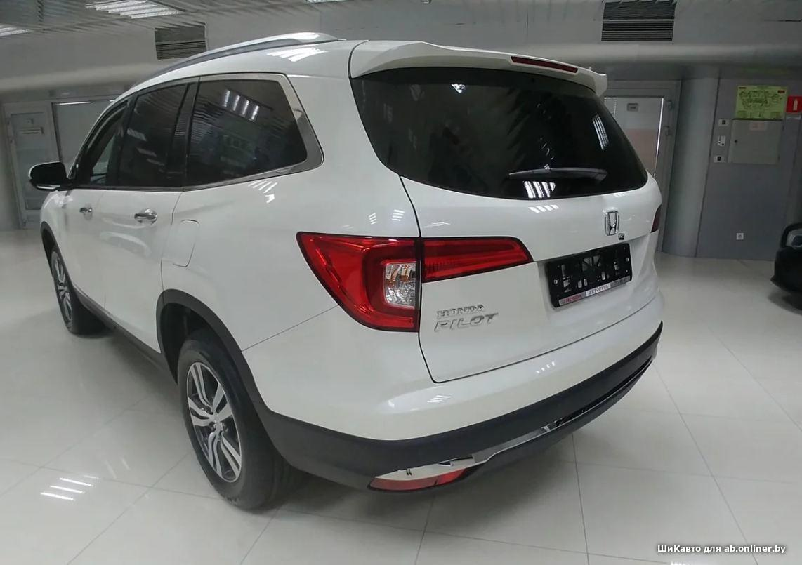 Honda Pilot 3.0 EXECUTIVE 6AT