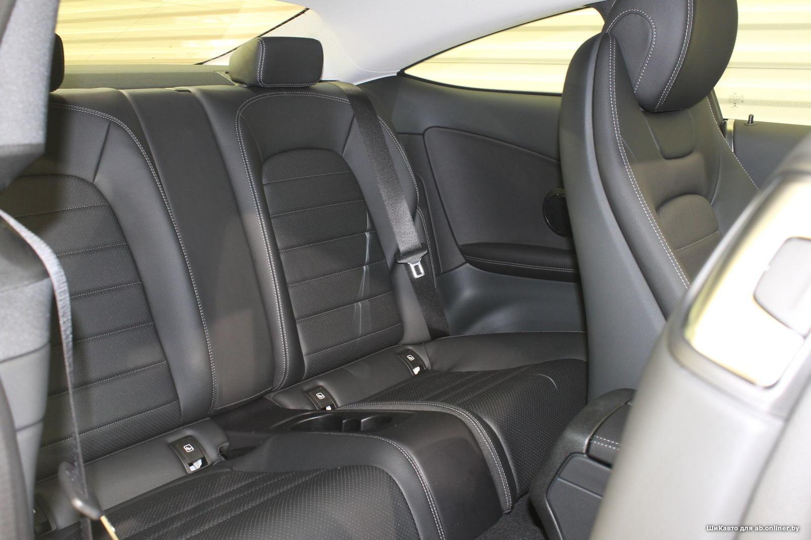 Mercedes C180 Coupe Особая серия