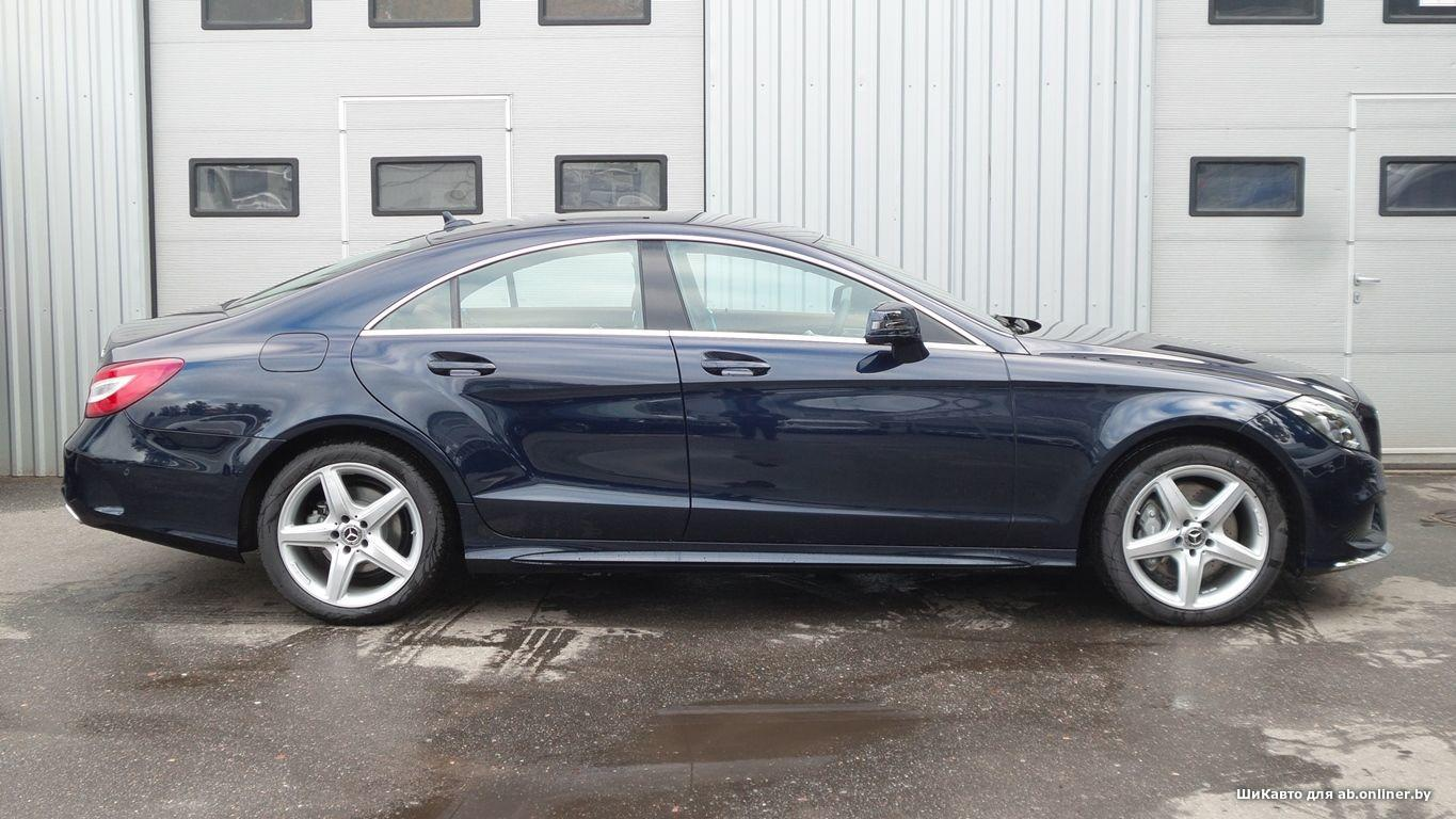 Mercedes CLS350 d 4MATIC