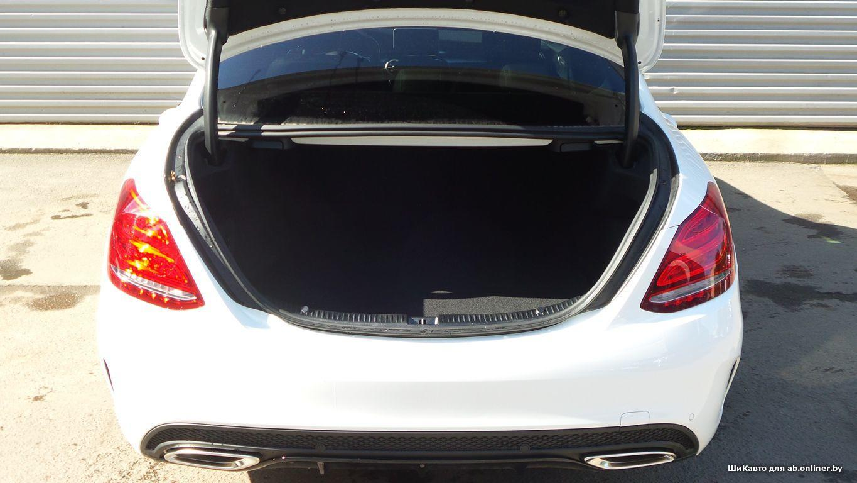 Mercedes C180 Sport