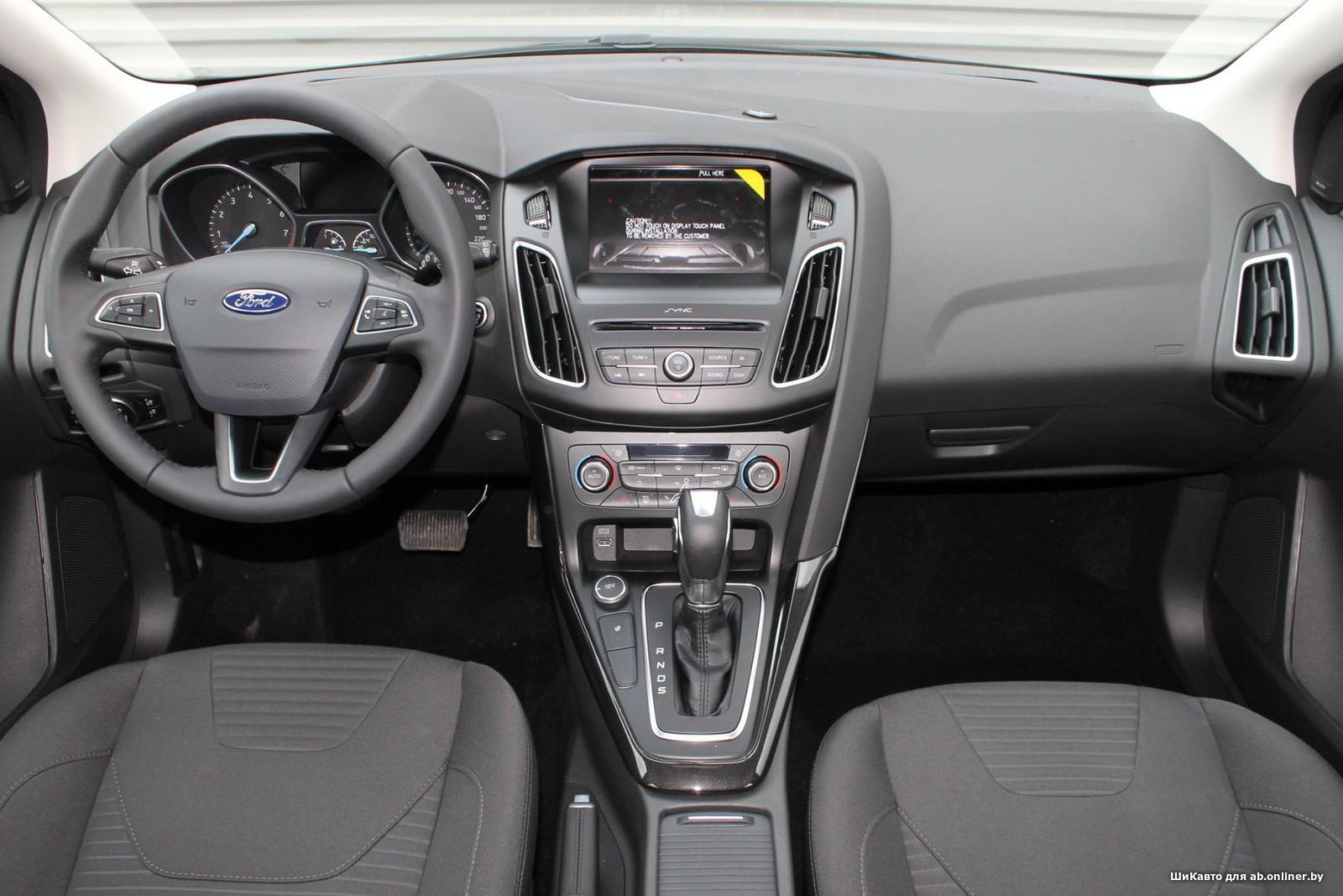 Ford Focus 1.5TITANIUM Универсал