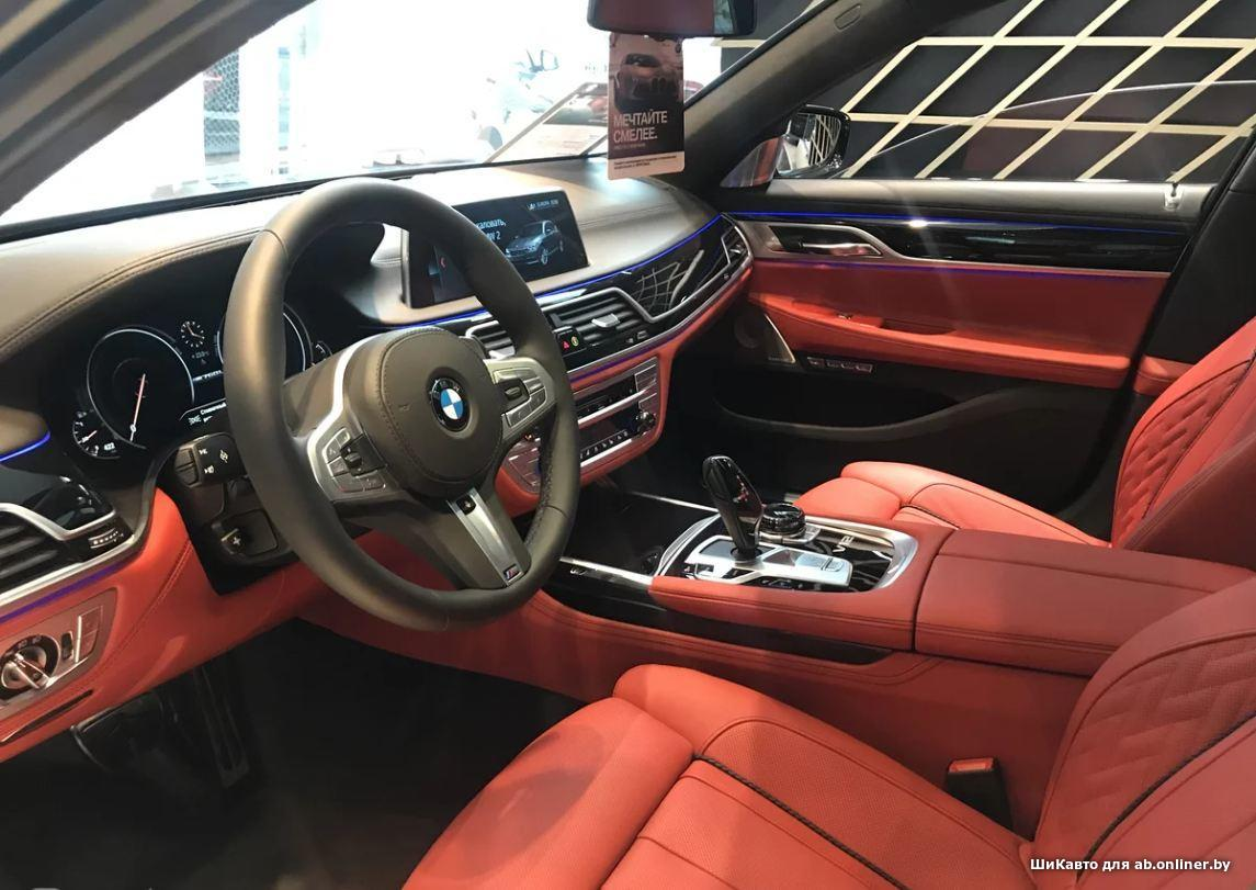 BMW 760 М760i Long xDrive
