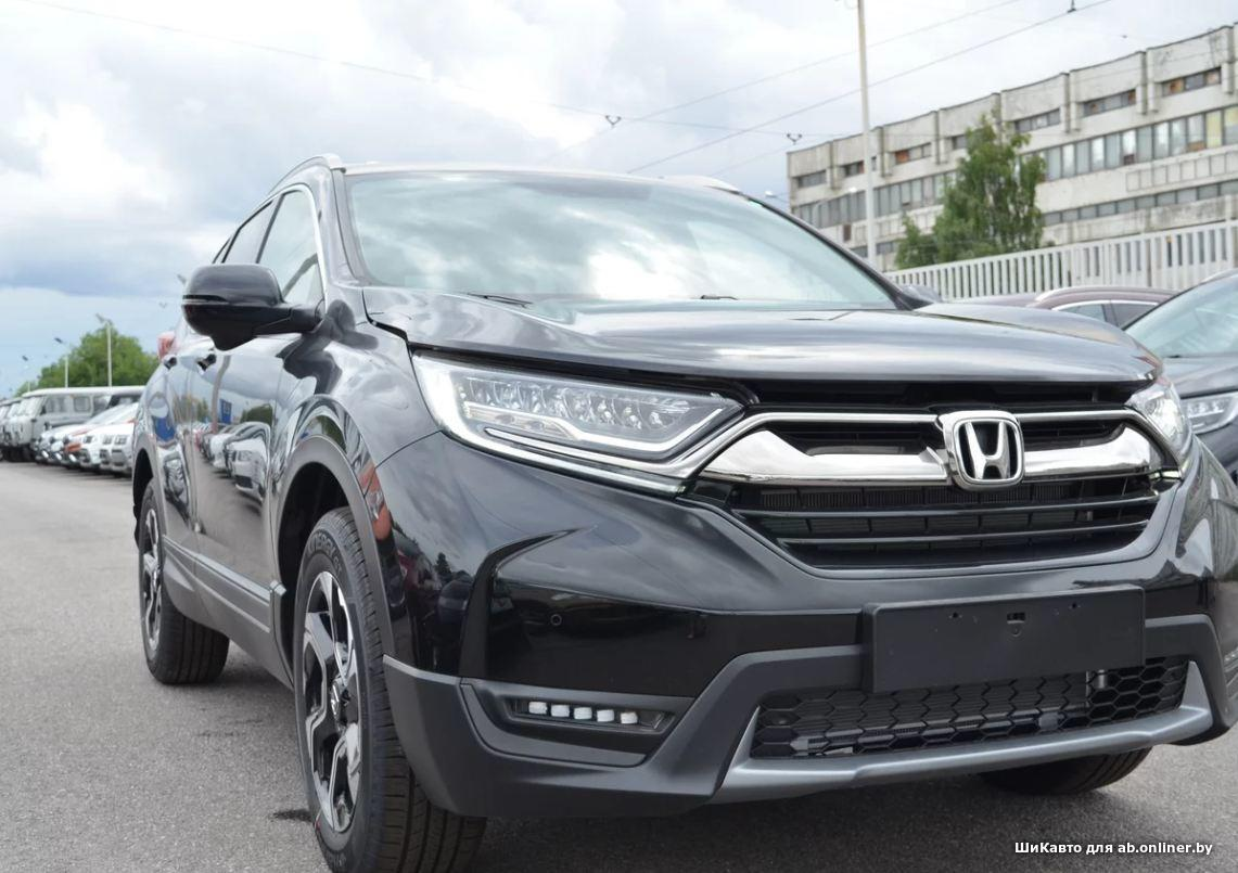 Honda CR-V V 2.0 EXECUTIVE CVT