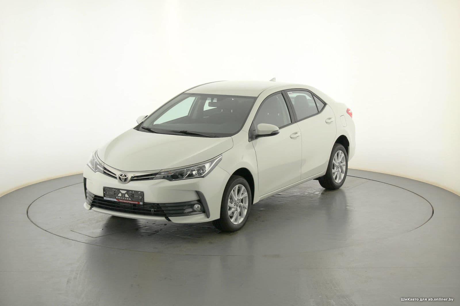 Toyota Corolla Комфорт 1.6 CVT