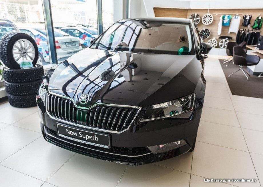 Skoda Superb 1.4 TSI AT