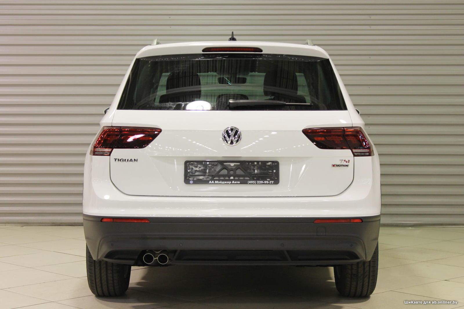 Volkswagen Tiguan II 1.4 AT 2WD
