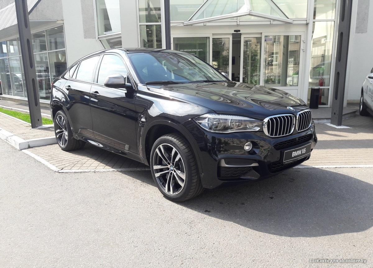BMW X6 хDrive M50d