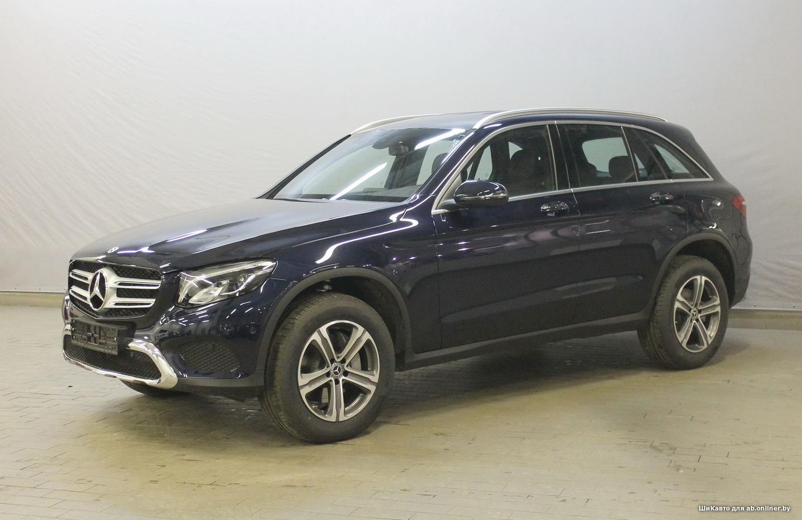 Mercedes GLC250 4MATIC Особая серия
