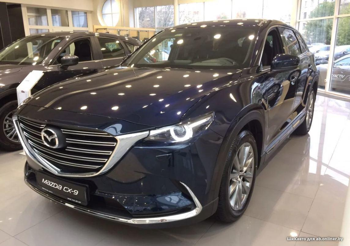Mazda CX-9 2.5 Exclusive 4WD