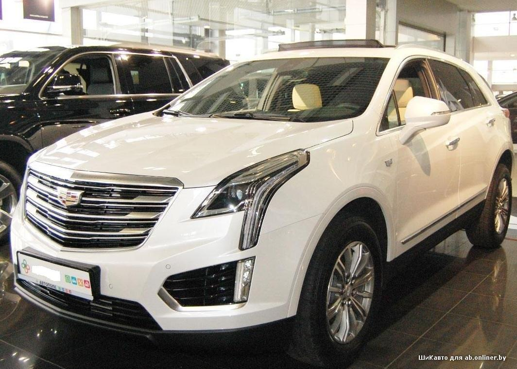 Cadillac XT5 3.6 LUXURY