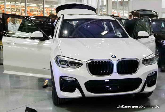 BMW X3 Новый G01 xDrive20d