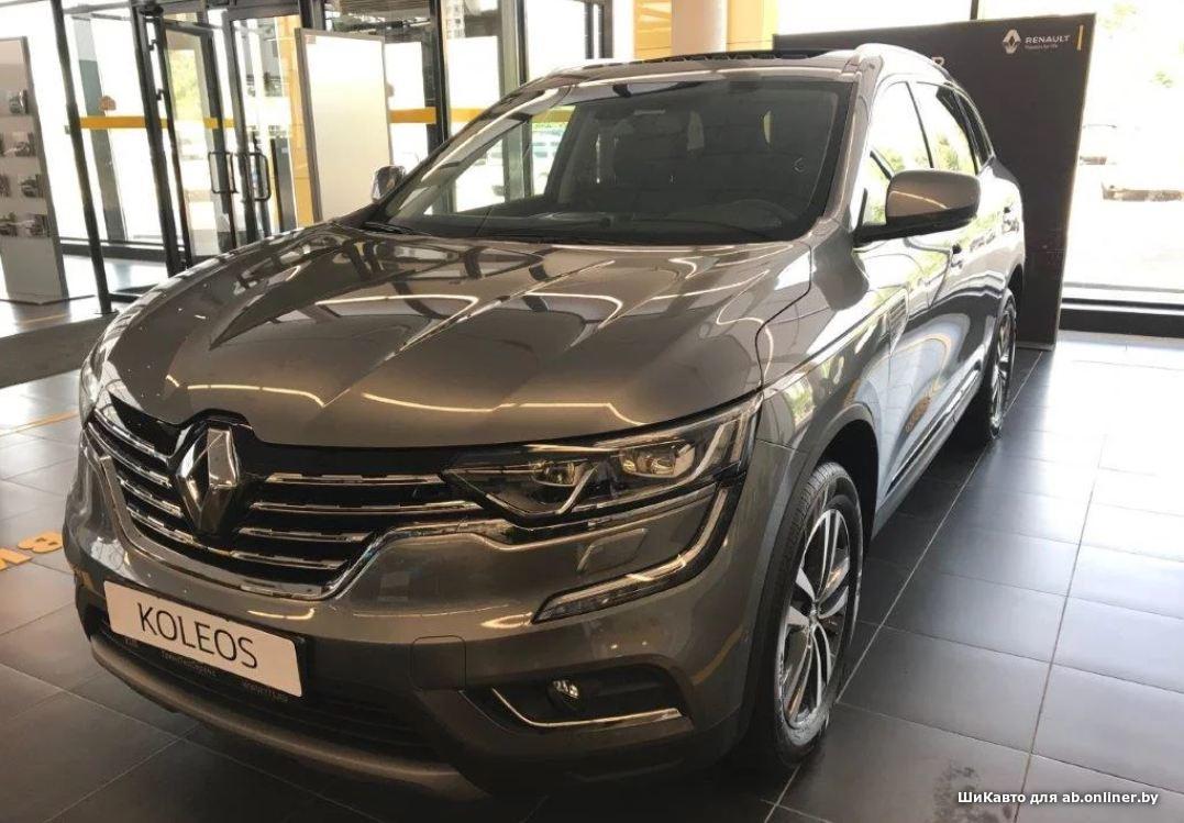 Renault Koleos II 2.5 Premium СVT 4х4