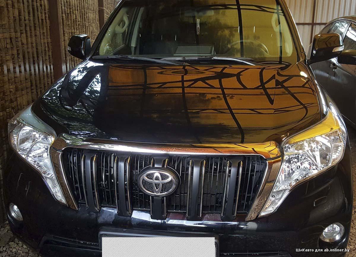 Toyota Land Cruiser Prado 2.7 4WD MT