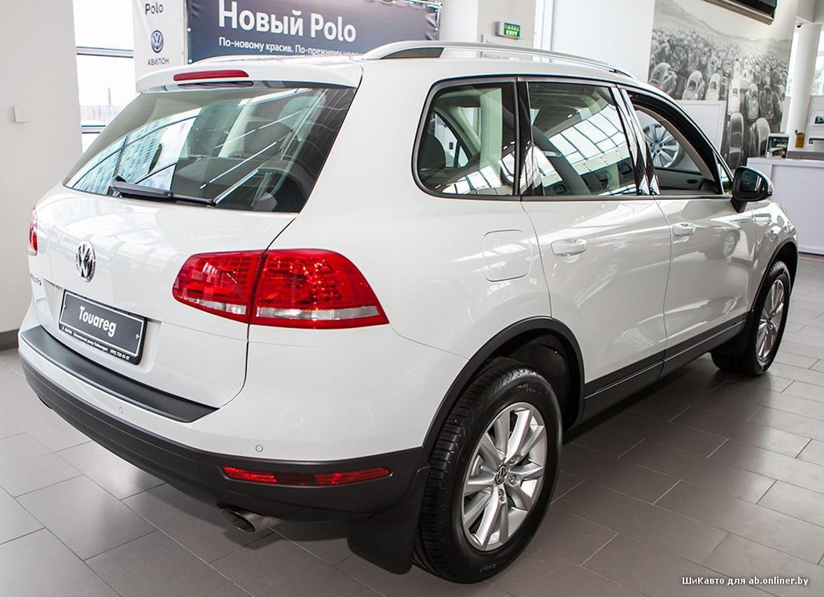 Volkswagen Touareg V6 3,6 4MOTION