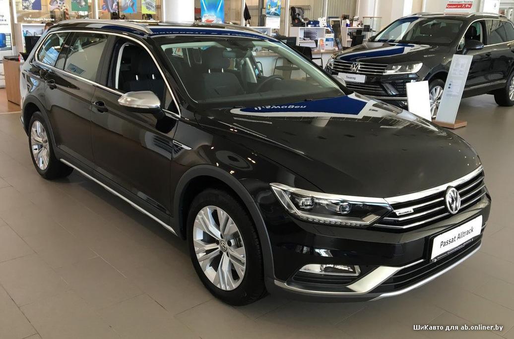 Volkswagen Passat Alltrack B8