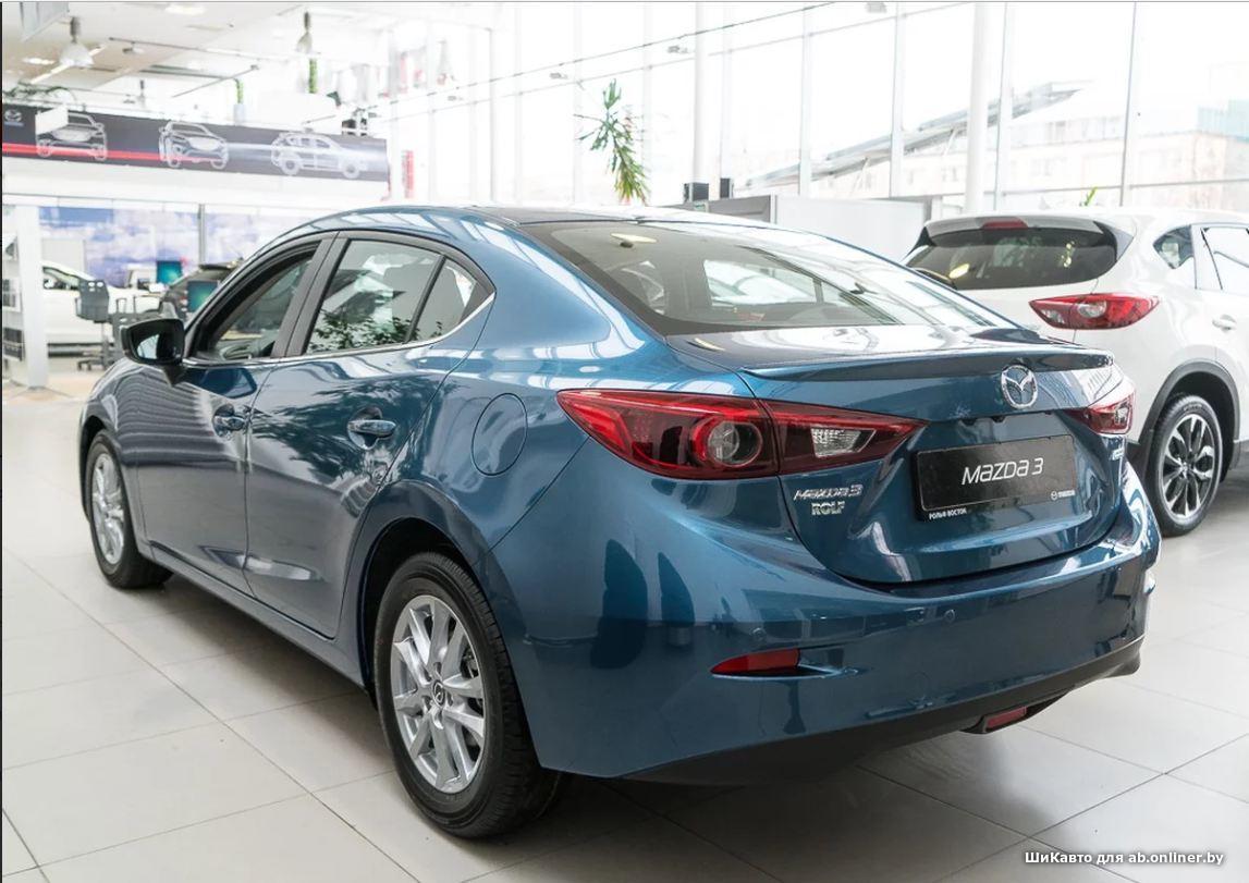 Mazda 3 1.5 Exclusive SD