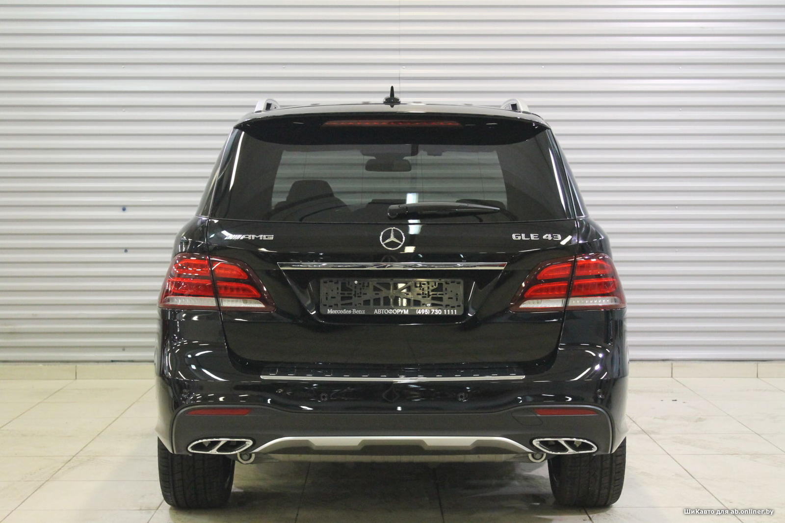 Mercedes-Benz GLE450 AMG 43AMG 4MATIC