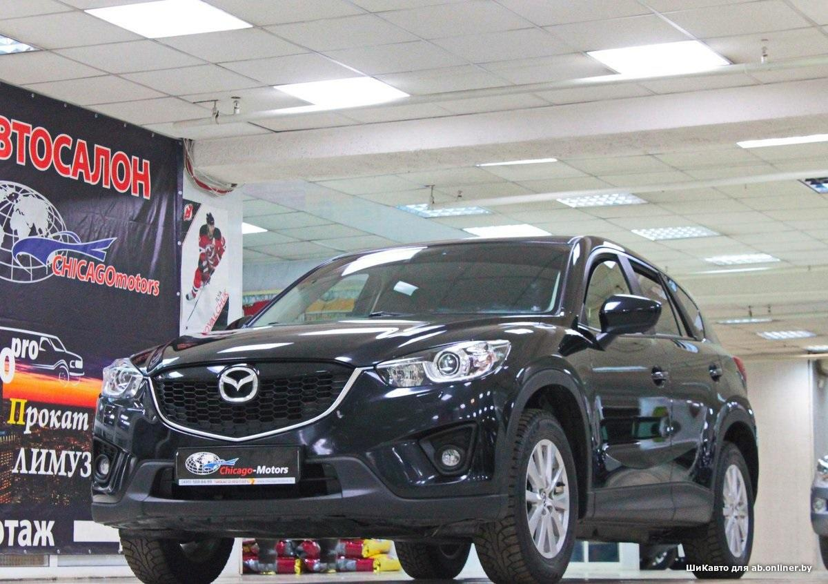 Mazda CX-5 AWD Active