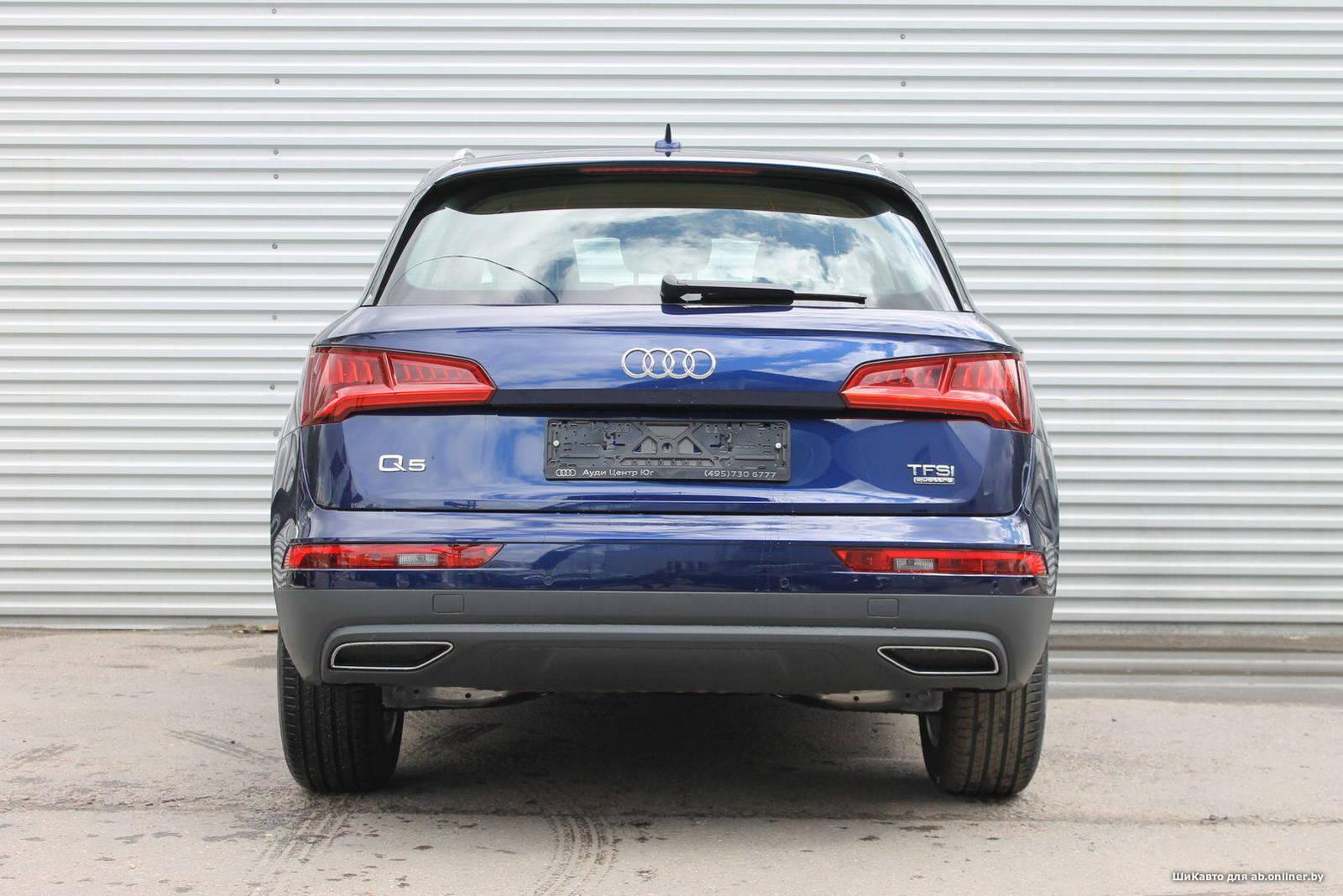 Audi Q5 2.0 TFSI Sport quattro S troni