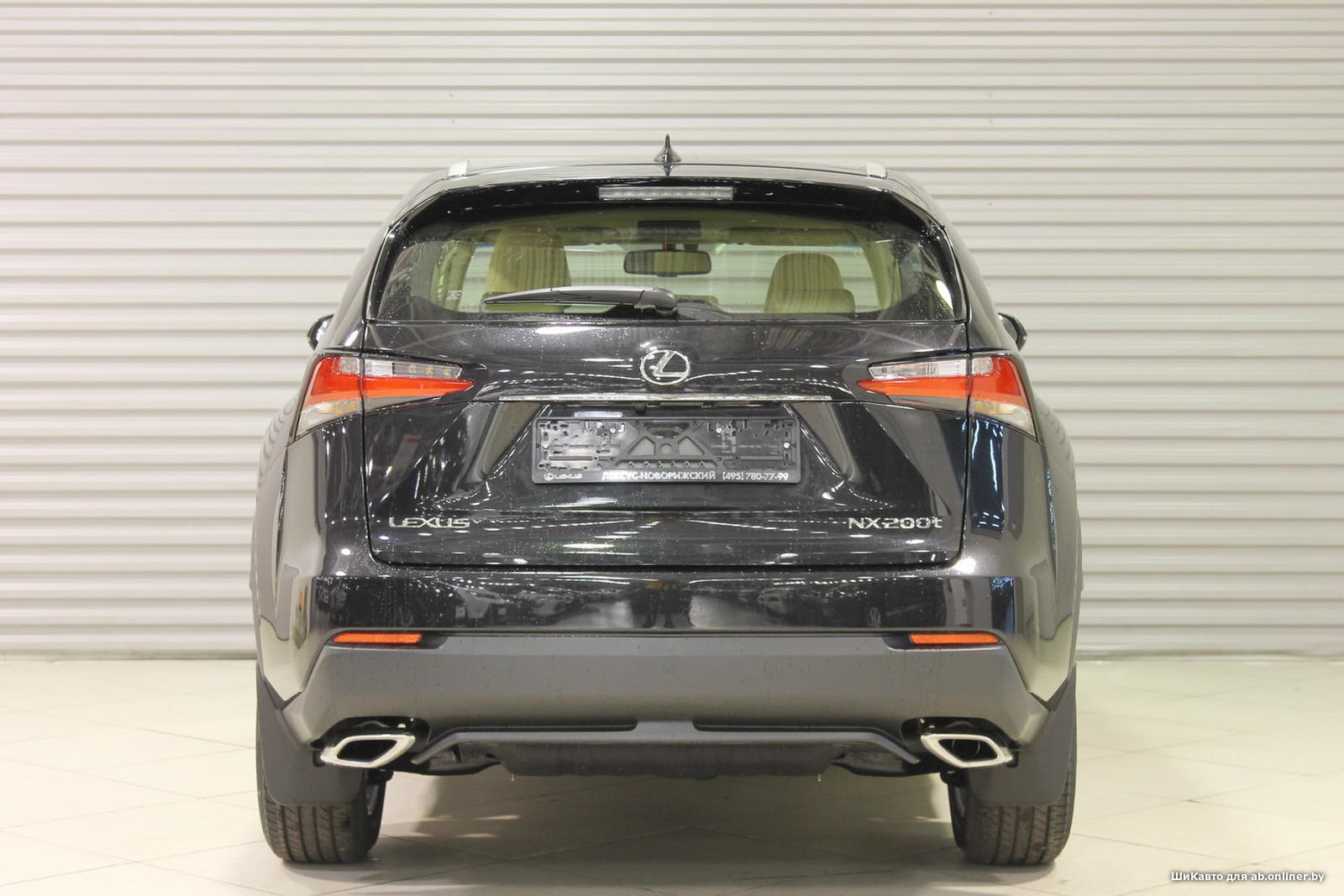 Lexus NX 200t AWD Exclusive 2