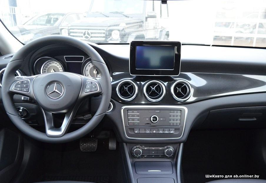 Mercedes-Benz CLA250 4MATIC Sport