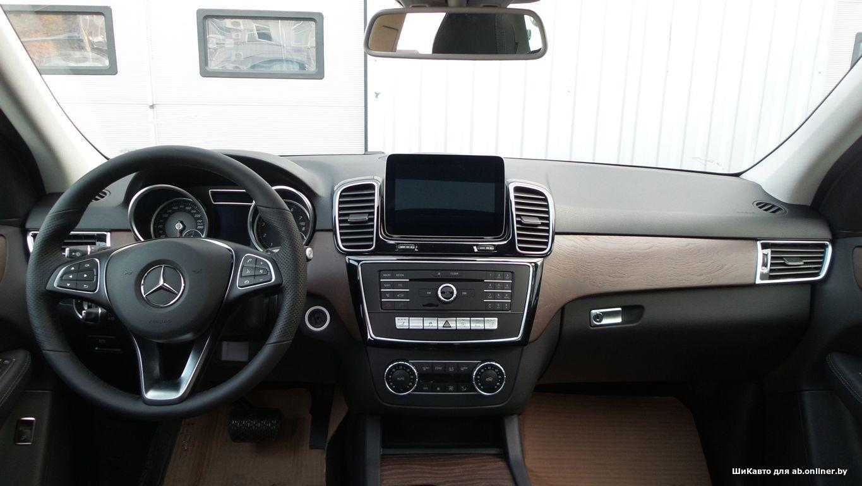 Mercedes GLE400 4MATIC Особая серия