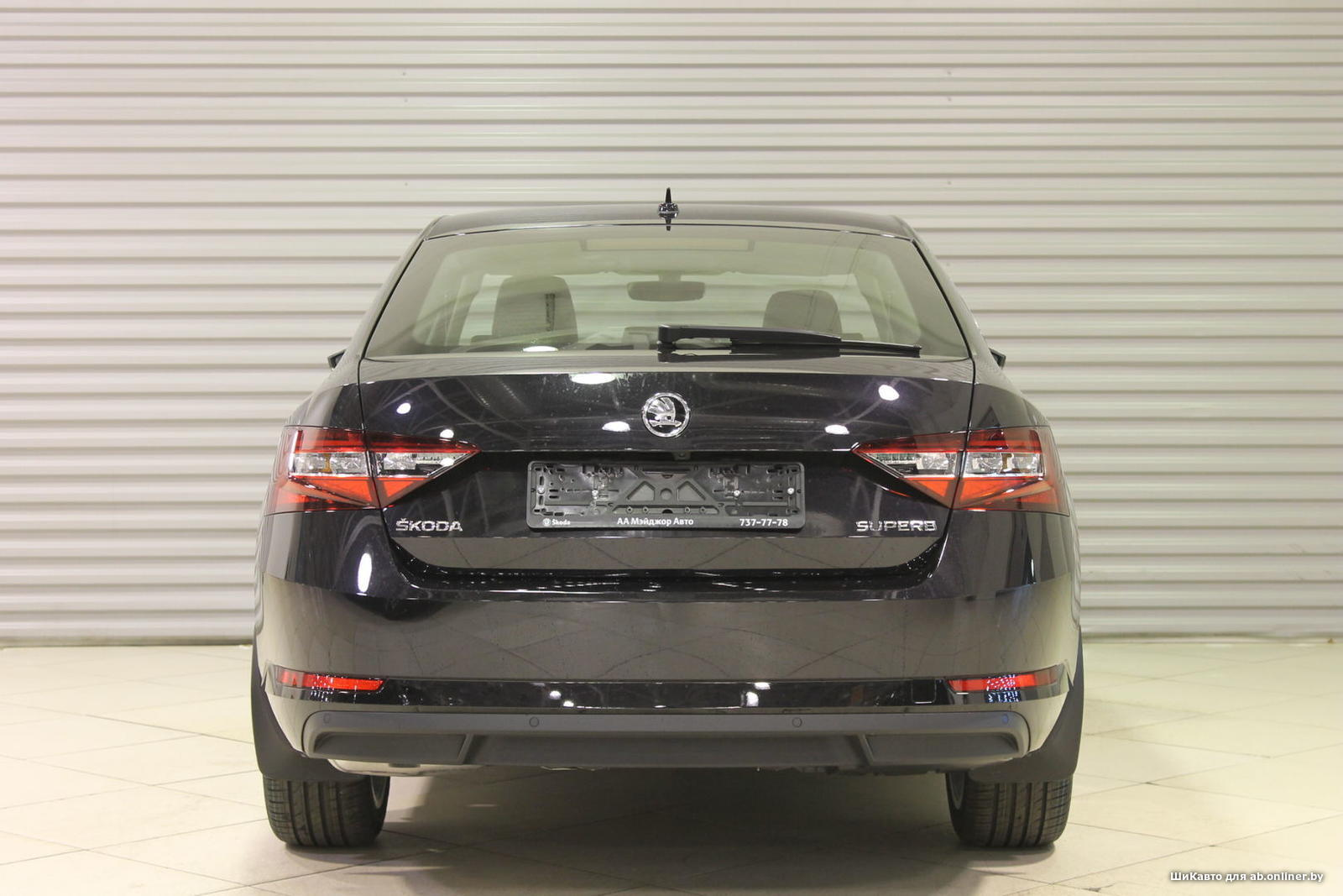 Skoda Superb 1.8TSI AT