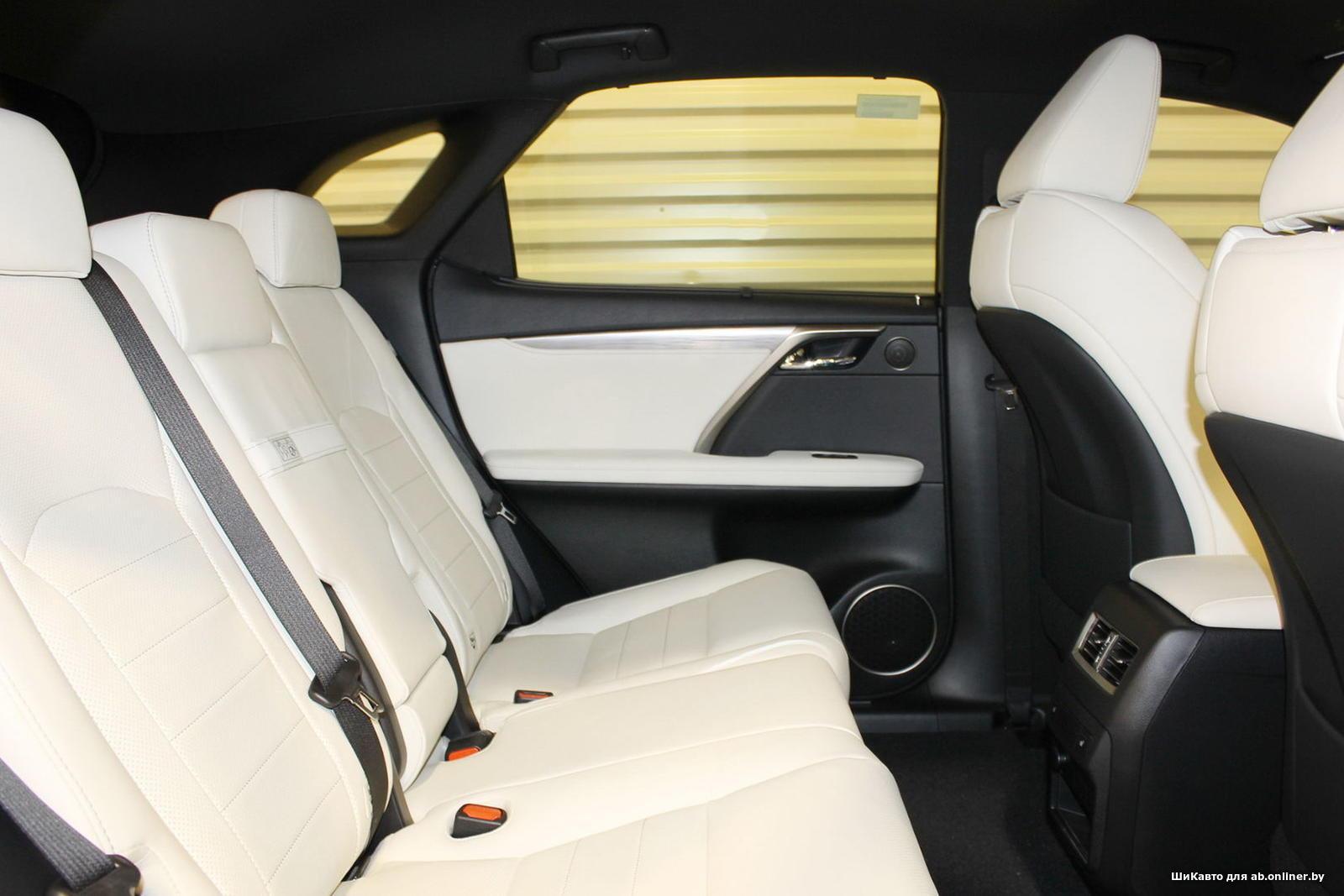 Lexus RX 200t F-SPORT Executive AWD