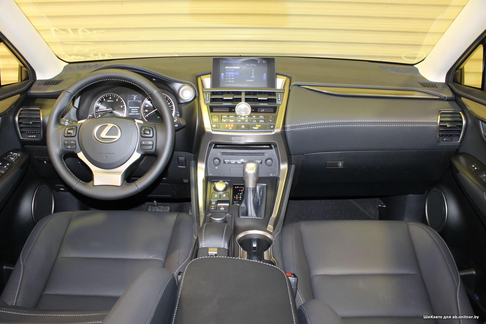 Lexus NX 200 Comfort AWD