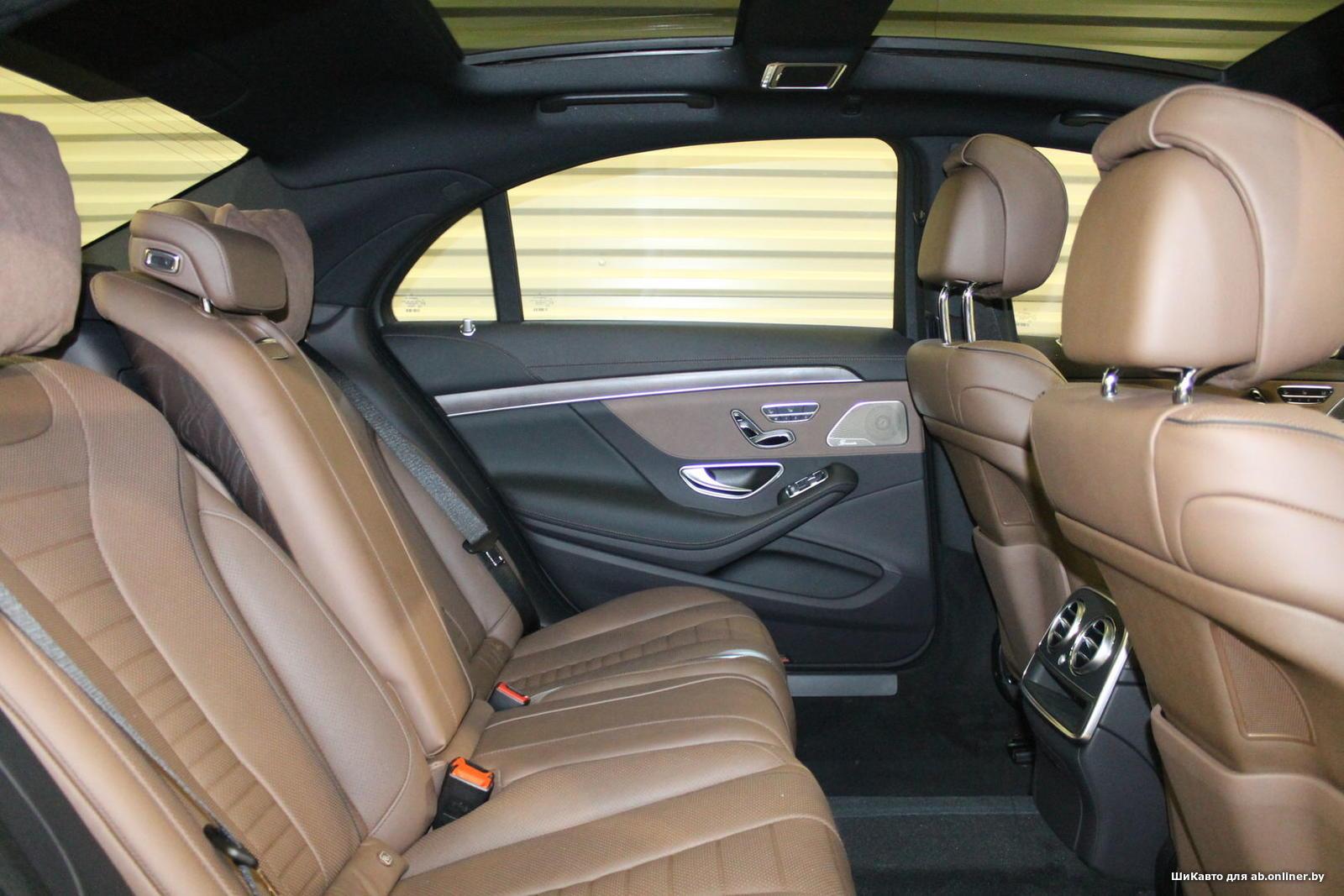 Mercedes S450 4MATIC