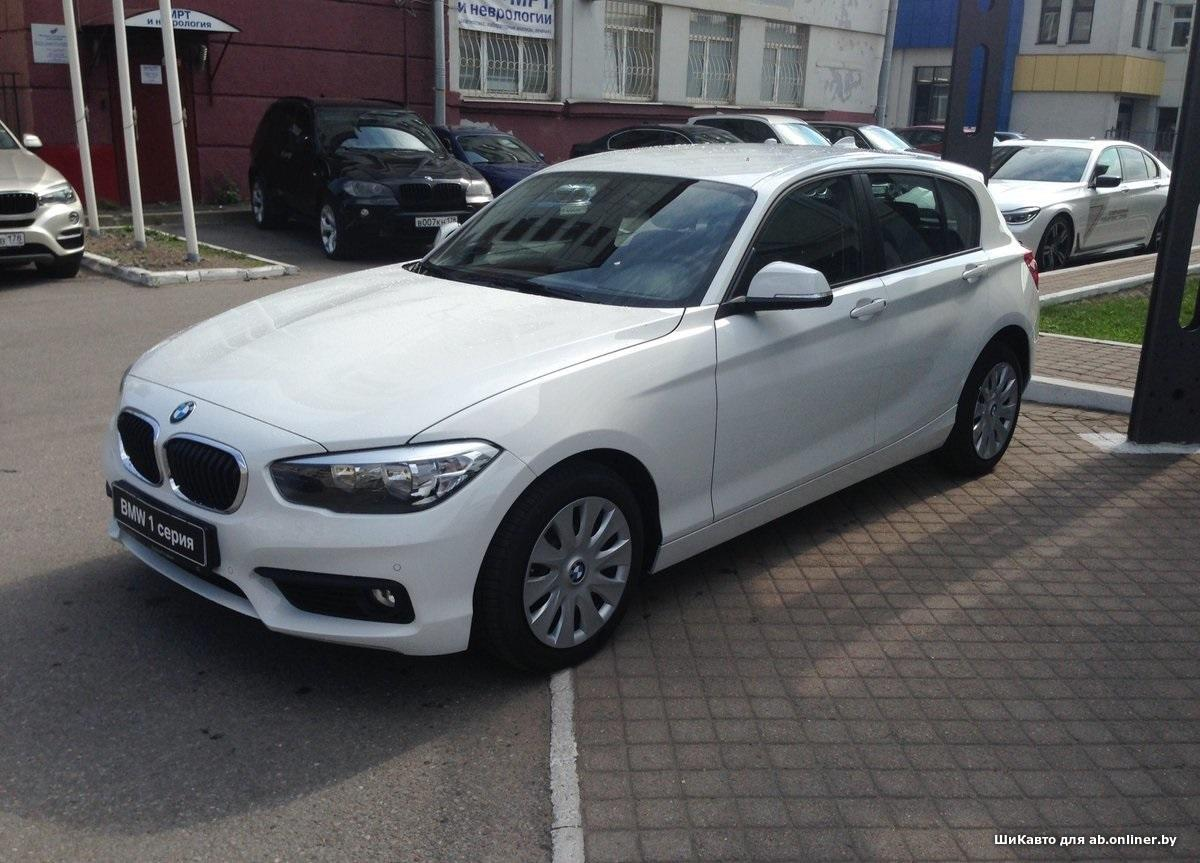 BMW 118 Special Edition