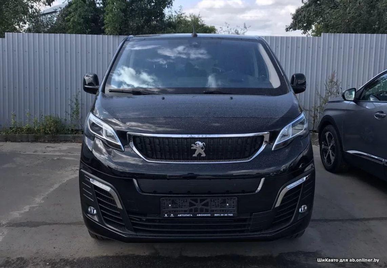 Peugeot Traveller 2.0HDi Long
