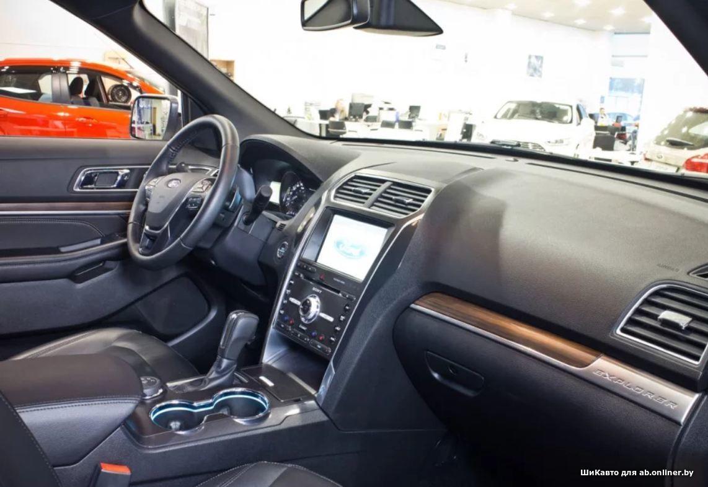 Ford Explorer Sport  3.5 6AT