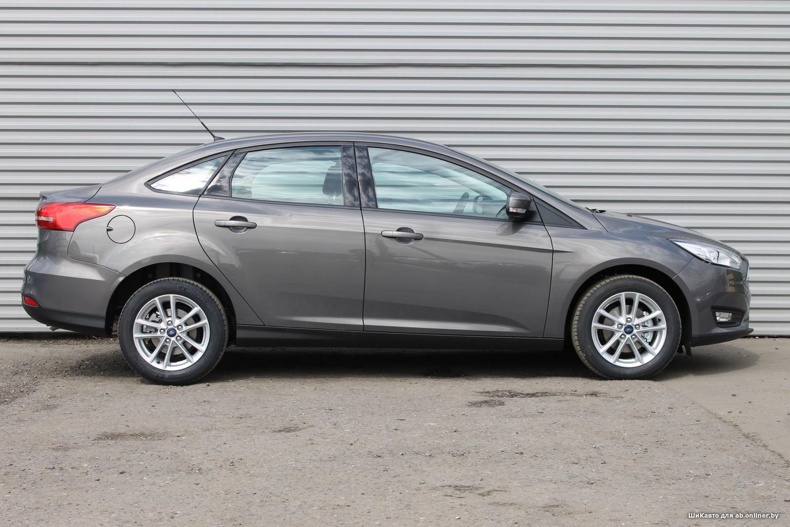 Ford Focus SYNC EDITION Sedan AT