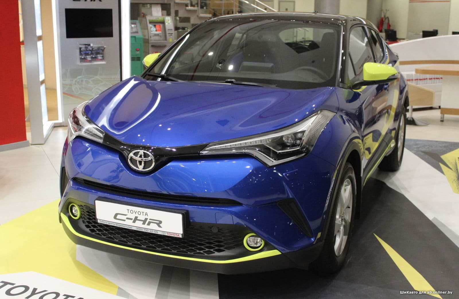 Toyota C-HR 1.2 CVT 4WD COOL