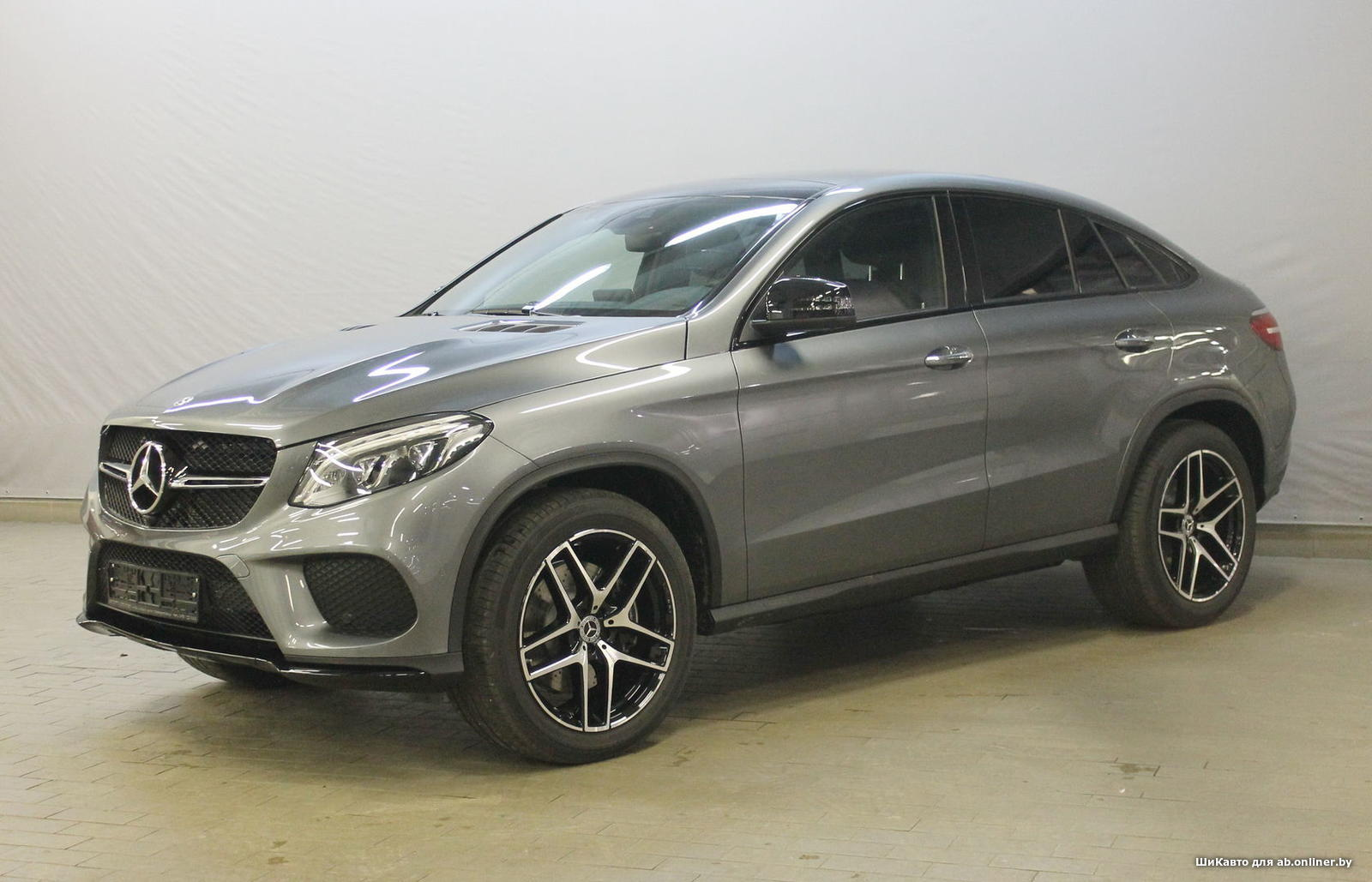 Mercedes-Benz GLE400 Coupe 4MATIC